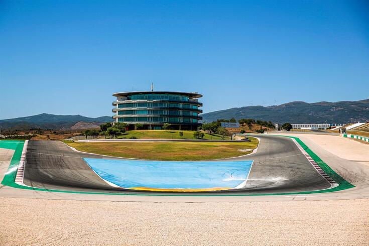 Autódromo Internacional do Algarve recebe MotoGP