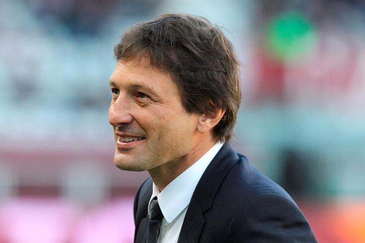 Leonardo Araújo é o novo diretor desportivo do PSG.