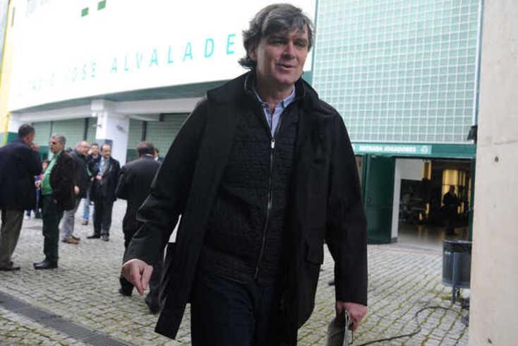 Pedro Baltazar pede demissão de Varandas e perfila-se como solução