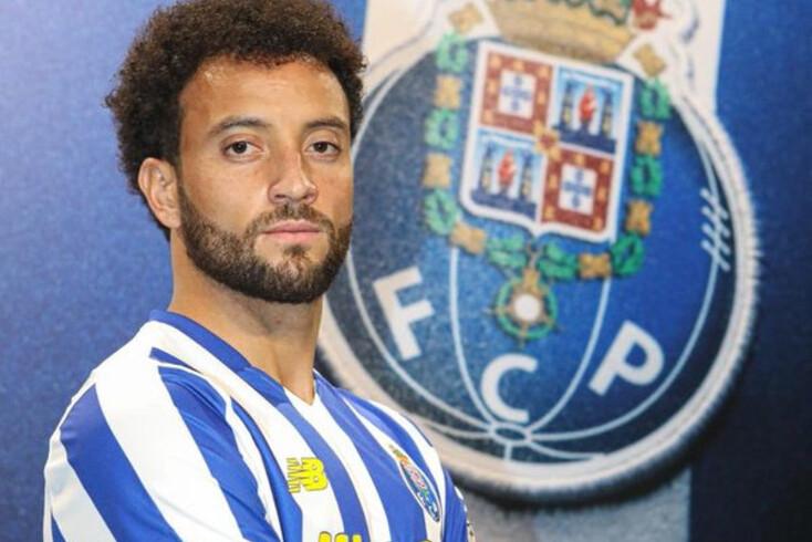 Felipe Anderson, reforço do FC Porto