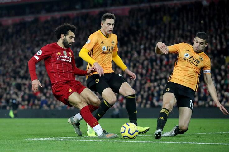 DIRETO | Wolverhampton-Liverpool