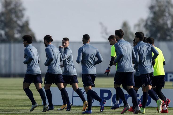 FC Porto pronto para mais uma ronda da Champions