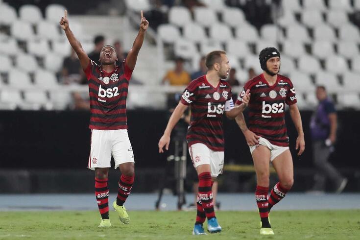 Defesa do Botafogo é adepto do Boca e prefere ver o River vencer a Libertadores, ao invés do Flamengo