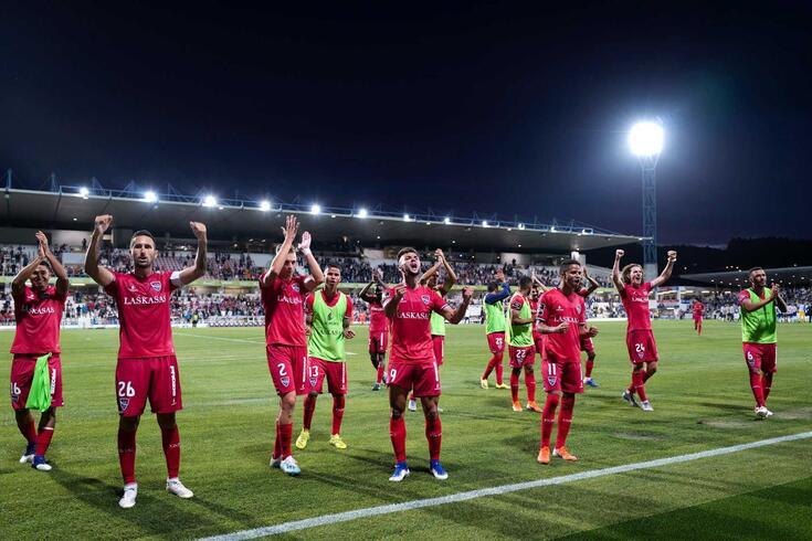 DIRETO | Moreirense-Gil Vicente, 3-0