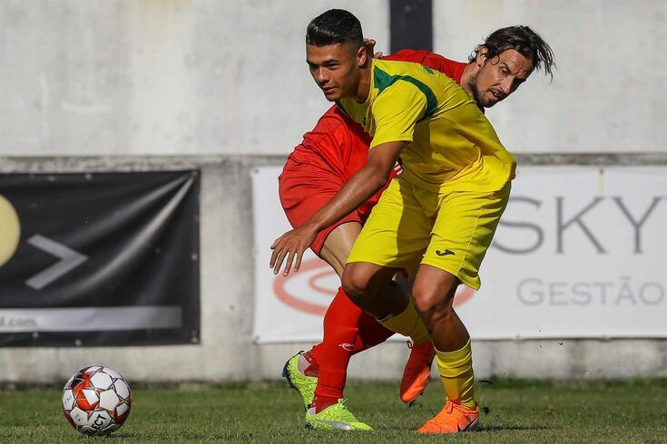 Diogo Almeida, avançado do Paços de Ferreira que ruma ao Benfica