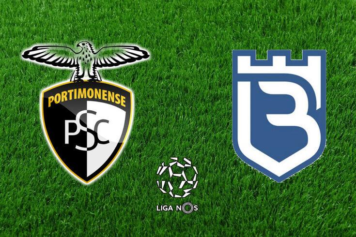 DIRETO | Portimonense-Belenenses