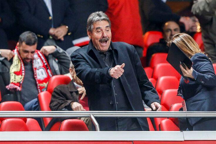Toni, antiga glória do Benfica