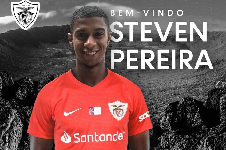 Santa Clara rescinde com Steven Pereira