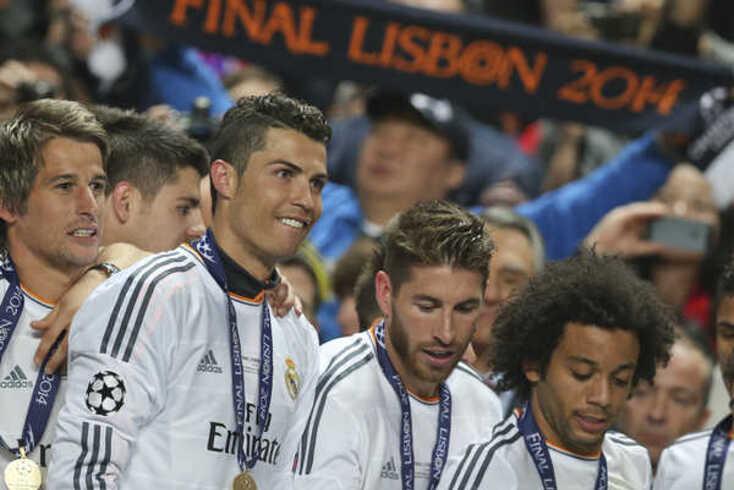 Títulos, taças, medalhas e galardões individuais é o que não falta no currículo de Ronaldo