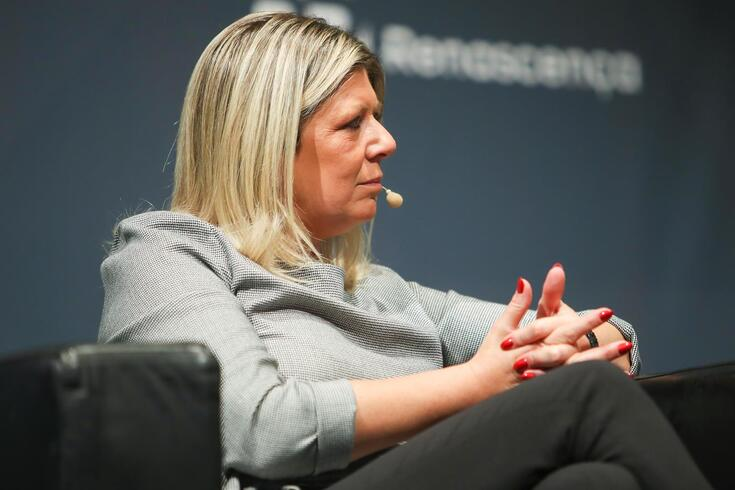 Sónia Carneiro, diretora executiva da Liga
