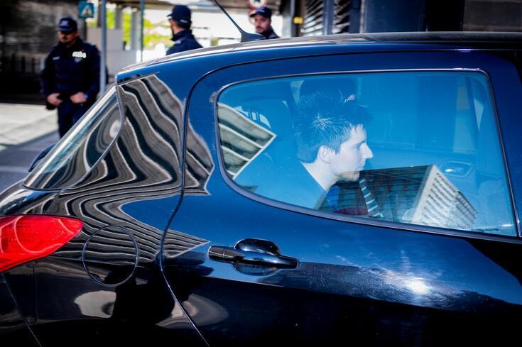 Rui Pinto já chegou ao Campus de Justiça para primeiro interrogatório