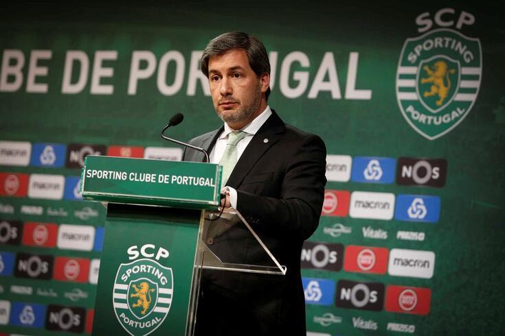 Vogal do Sporting demite-se por causa de Bruno de Carvalho