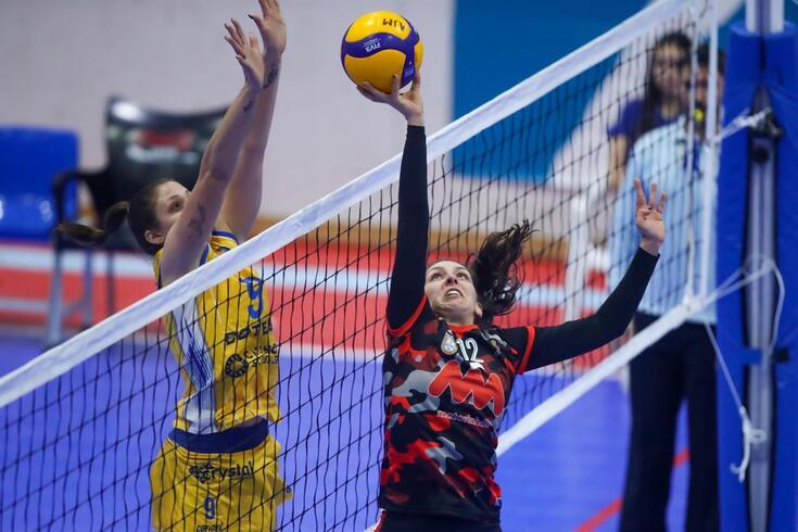 Voleibolista Ana Figueiras