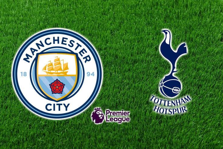 DIRETO | Manchester City-Tottenham, 2-2