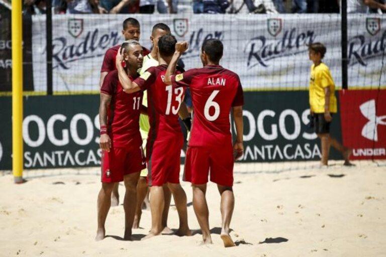 Portugal conquista o sexto Mundialito na despedida de Alan 3cb28e8bf41e0