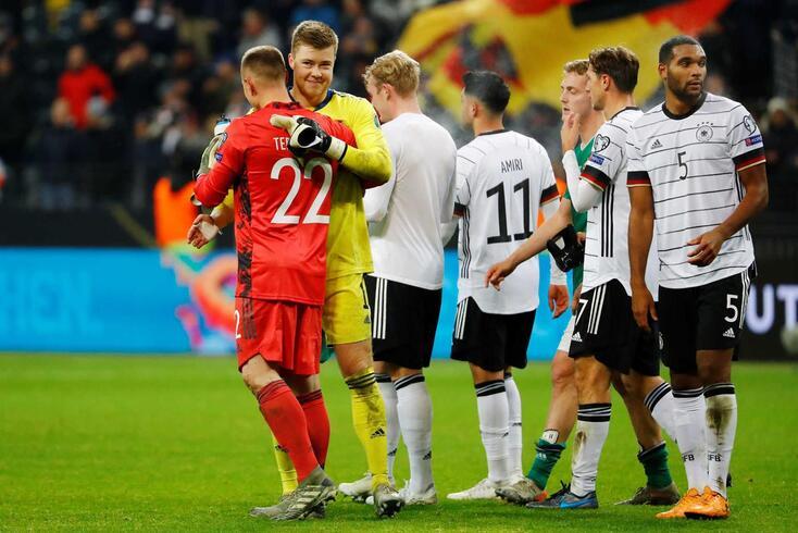 Alemanha estará no Grupo F