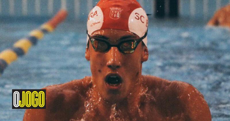 Natação: José Lopes bate recorde nacional dos 1500 livres em piscina curta