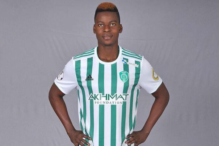 """Idrissa Doumbia garante: """"Tive propostas de outros clubes, mas era boa opção vir para cá"""""""