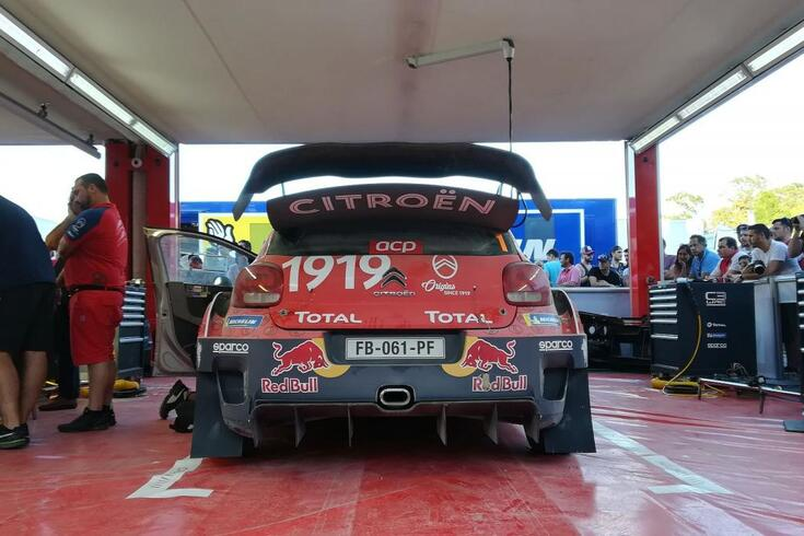 Os números do sucesso de uma equipa de topo do WRC