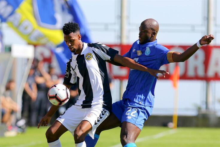 Nacional viu a despromoção confirmada após a derrota com o FC Porto