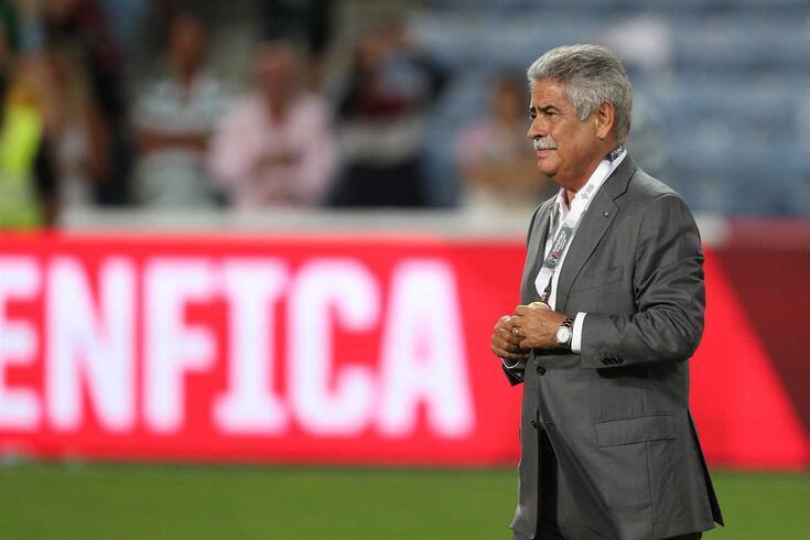 Vieira visado pelo presidente do Corinthians