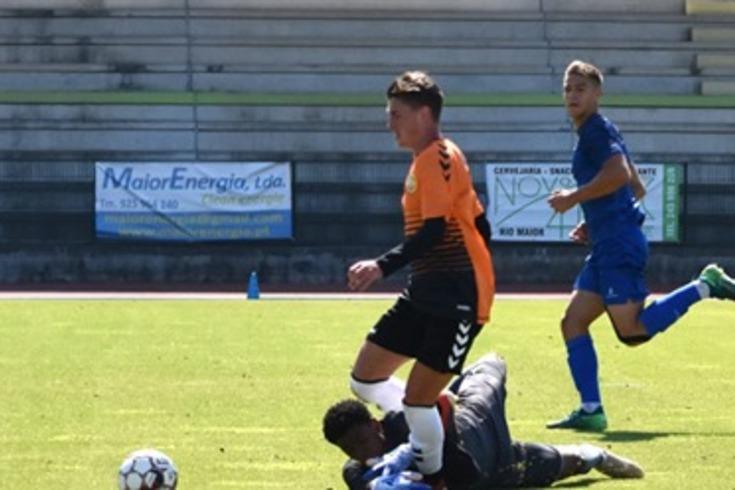 Nacional empatou com a equipa de sub-23 do Belenenses