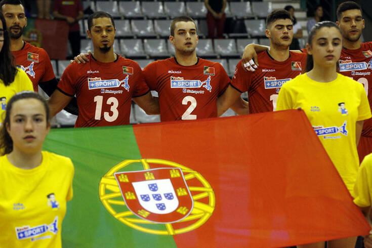 Portugal organiza prova de acesso à Liga das Nações em 2020