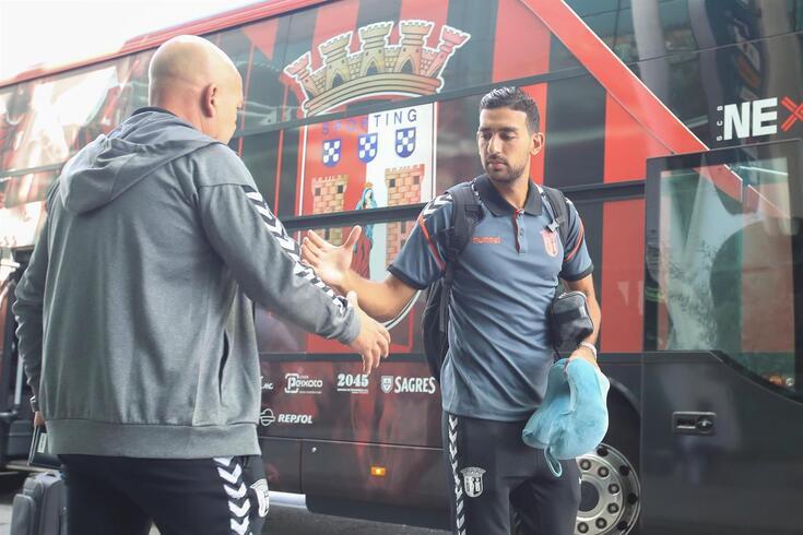 Hassan despede-se do Braga e volta à Grécia