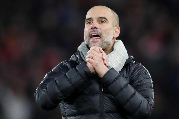 Guardiola está em quarto na Premier League, mas já esfrega as mãos