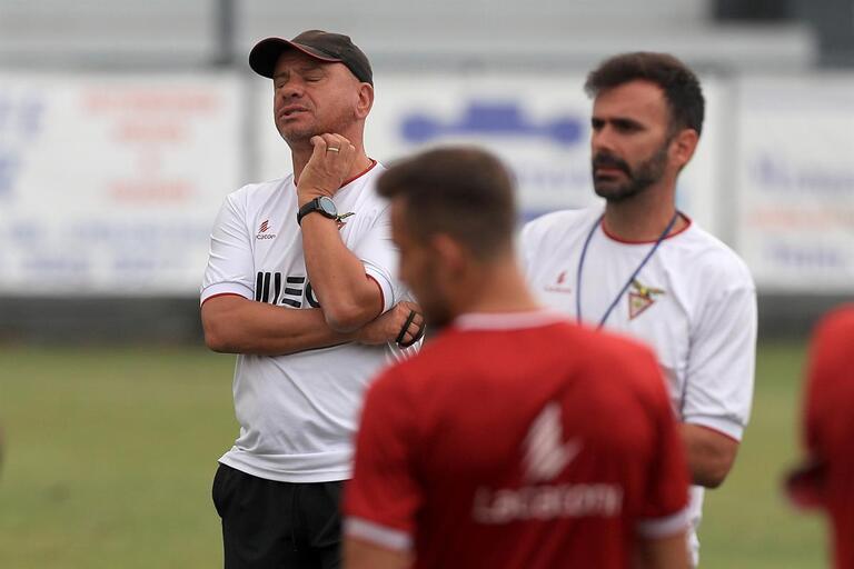 9536c8579 José Mota muda quase meia equipa para Alvalade