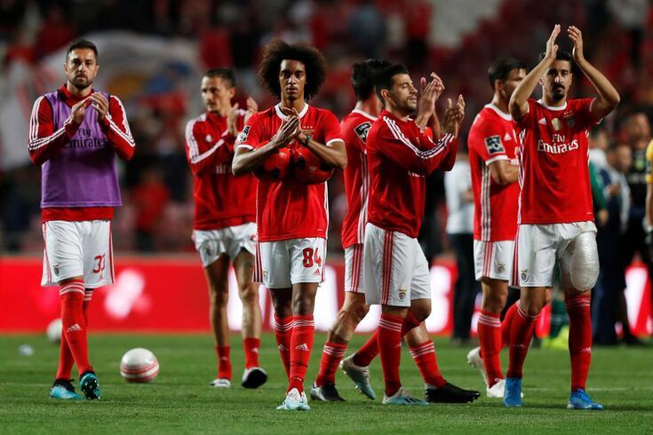 Benfica vai mesmo jogar a Taça de Portugal na Cova da Piedade