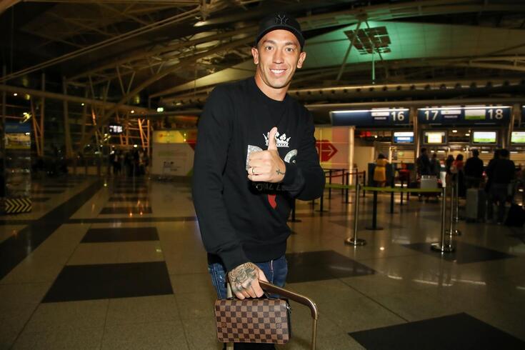 Marchesín encantado com a aventura no FC Porto