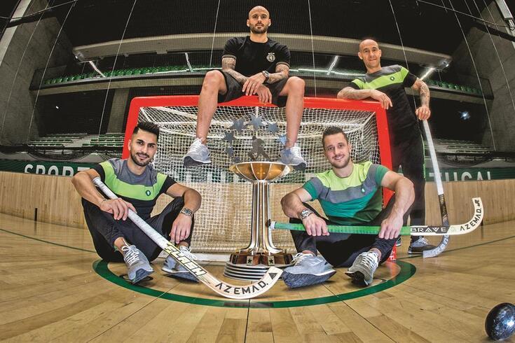 Matias Platero, Raul Marín, Toni Pérez e Pedro Gil detalham a O JOGO as emoções  do título europeu