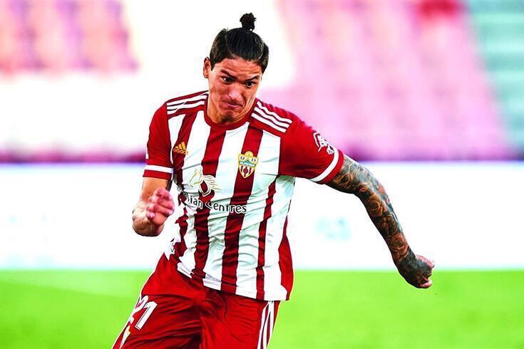 Darwin Núñez a caminho do Benfica