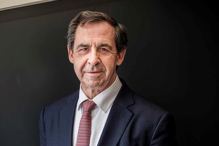 Rui Gomes da Silva, candidato à presidência do Benfica