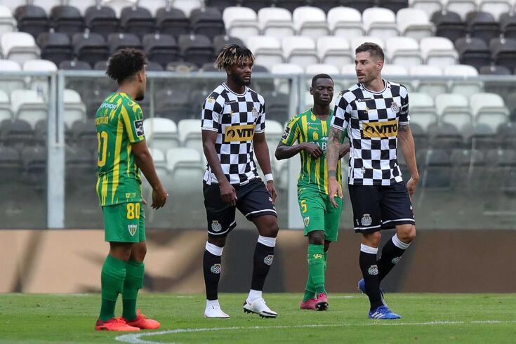 Boavista goleia Tondela por 4-1