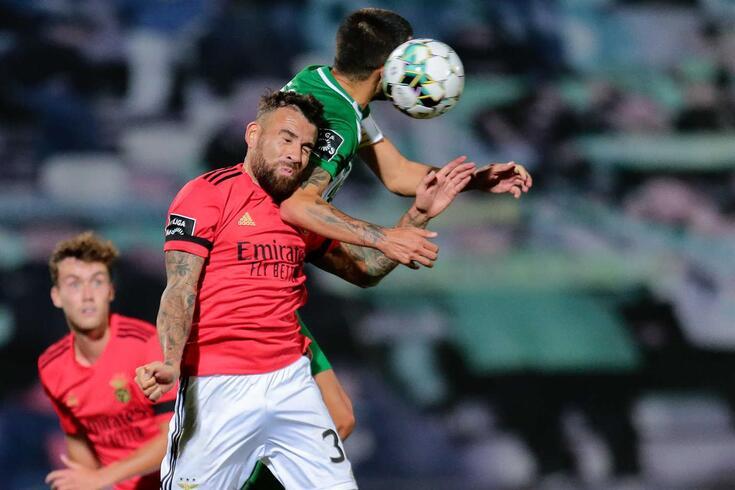 Benfica venceu o Rio Ave