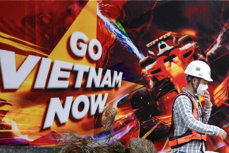 GP do Vietname de Fórmula 1 não vai realizar-se