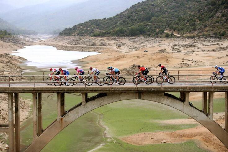 A 19.ª etapa da Vuelta terminou em Toledo