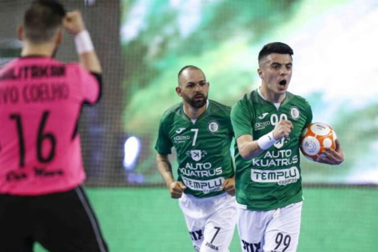 d97879cef9 Fabril é o segundo semifinalista da Taça de Portugal