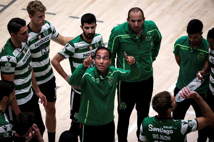 Hugo Silva está perto de deixar o Sporting