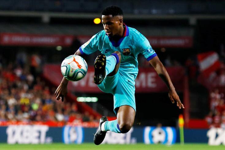 Ansu Fati revela ter ficado surpreendido com a chamada à seleção espanhola