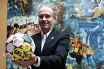 Miguel Laranjeiro, presidente da Federação de Andebol de Portugal, em entrevista a O JOGO