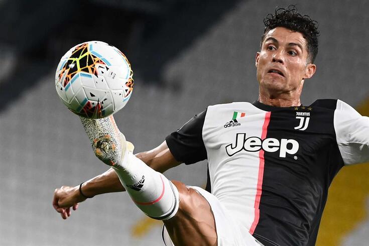 Cristiano Ronaldo somou o 31.º título coletivo da carreira