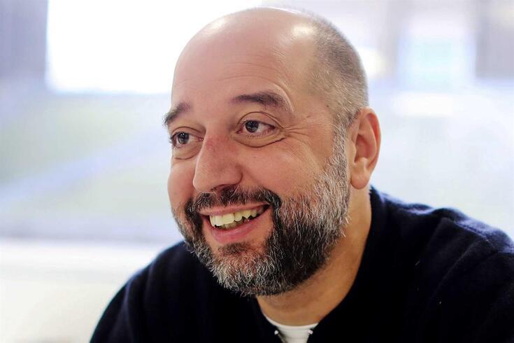 O empresário hispano-luxemburguês Gerard López