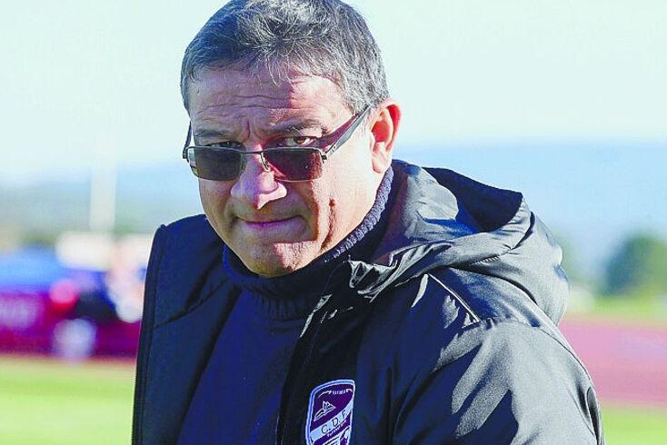 Akil Momade, treinador do Fátima