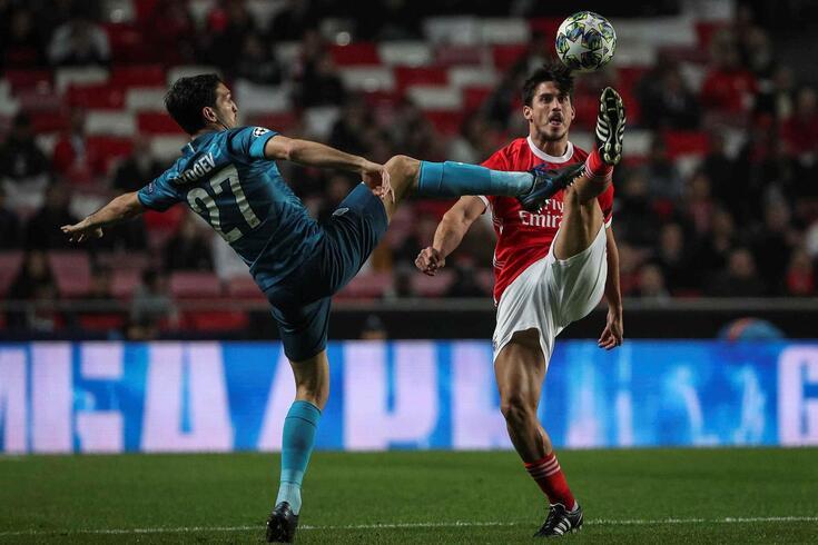 DIRETO | Benfica-Zenit