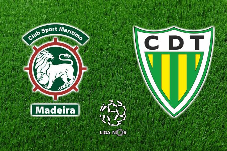 DIRETO | Marítimo-Tondela, 2-3