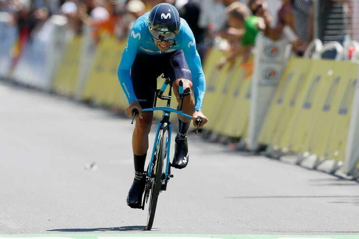 Nélson Oliveira vai participar na Vuelta