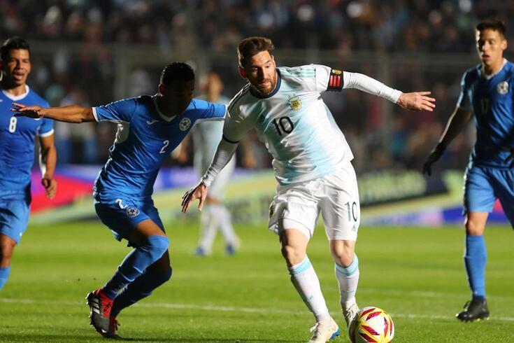 Lionel Messi deixou elogios à Colômbia e ao selecionador, Carlos Queiroz